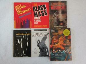 Lot-1-on-DEMONS-EXORCISM-DELIVERENCE-POSSESSION-WITCHCRAFT-DEVILS