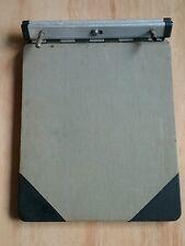Vintage Binder Invoice Purchase Order Holder TA-7 Green Black Star Line