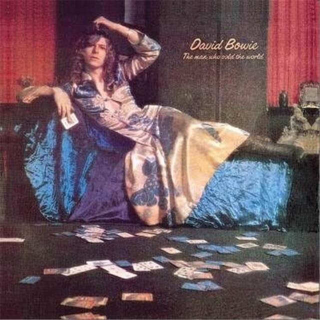 DAVID BOWIE The Man Who Sold The World CD BRAND NEW 2015 Remaster