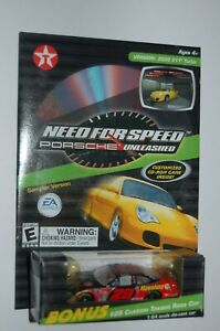 Details about Need For Speed Porsche Unleashed 28 Texaco Havoline Race Car  Custom Car