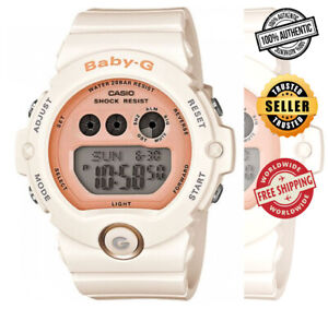 CASIO-BABY-G-BG-6902-4-BG-6902-4DR-Pastel-Worldime-200m-Watch
