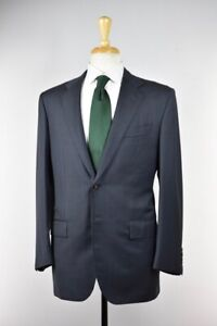 KITON-Mens-2-BTN-14-Micron-Wool-Suit-39-S-US-EGO-883520-NEW-Imperfect