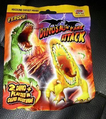 Dinosauri Playset-mostra Il Titolo Originale Aroma Fragrante