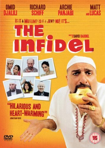 1 of 1 - The Infidel DVD (2010) Omid Djalili
