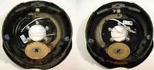 "Pair of 12""x 2"" Genuine Dexter Trailer Electric Backing Plate Brake 5200 6000"