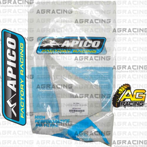 Apico Dual Stage Pro Foam Air Filter For Gas Gas JTX 320 1999 99 Trails New