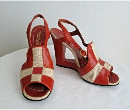 Vintage OCONNOR&GOLDBERG Shoes sz 8