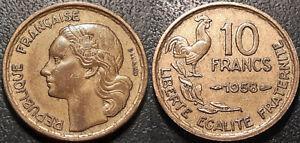 France-Veme-Republique-10-francs-Guiraud-1958-F-363-14