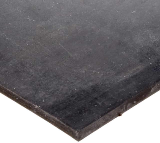 "12/""x24/"" 60A Black Grade Buna-N Rubber Sheet JAMES 4060-1//8B 1//8/"" Comm E"