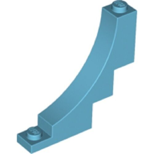 LEGO Curved Brick with Inverted Arch 1X5X4 NEW 30099 choose colour and quantity