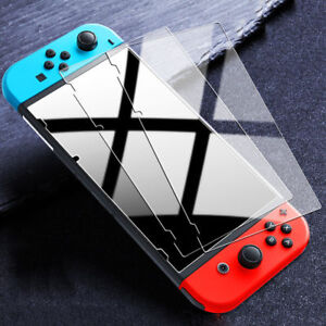 3-Pack-For-Nintendo-Switch-Premium-9H-Tempered-Glass-Screen-Protector-Guard