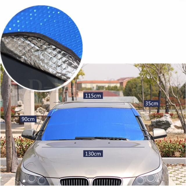 Car Windscreen Windshield Sun Shade Heat Reflective Visor Front Window UV  Block 579983ba962