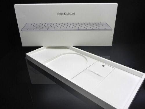 ohne Inhalt Box Schachtel MLA22D//A nur VERPACKUNG für Apple Keyboard