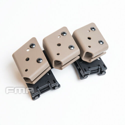 FMA IPSC USPSA IDPA Tactical Mag Pouch Triple Mag Holder Competition Gear