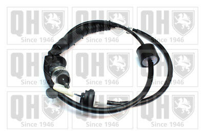 Clutch Cable QCC1989 Quinton Hazell 2150CE Genuine Top Quality Replacement New