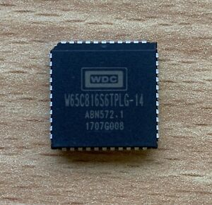 Western-Design-Center-W65C816S6TPLG-14-CMD-Rockwell-Microprocessor-MPU