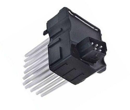 Heater Blower Motor Resistor For BMW E39 E46 E53 E83 520i 525i 325i 328i M5 X5