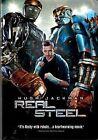 Real Steel 0786936812756 DVD Region 1