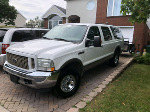 ford excursion eddie Bauer 6l diesel 2004.  12 500$ ferme