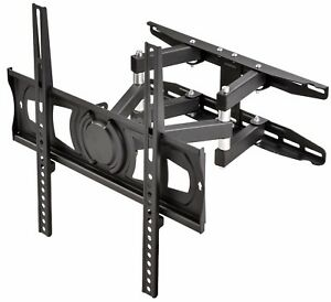 Full-Motion-TV-Wall-Mount-For-32-37-39-40-42-46-47-50-52-55-034-TVs-Swivel-Bracket