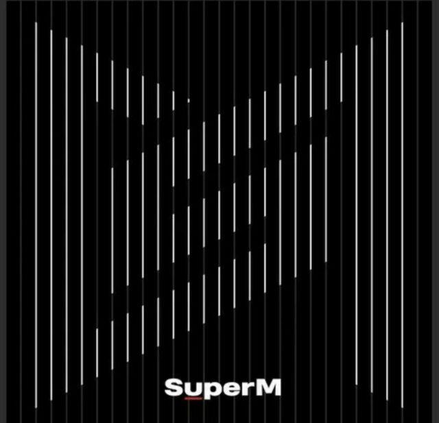 NEW! SuperM The 1st Mini Album 'SuperM'