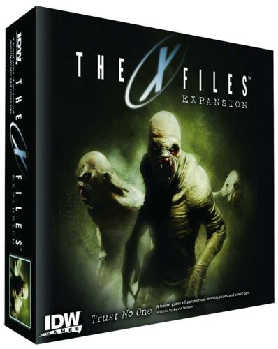 The X-Files The Board Game Trust No One Expansion Set