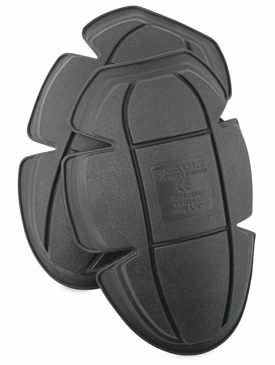 """Speed and Strength Vault N7 Replacement Elbow//Knee Armor 8.5/""""L x 5/""""W x 2.25/""""T"""