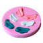Silicone-Fondant-Mold-Cake-Decorating-DIY-Chocolate-Sugarcraft-Baking-Mould-Tool thumbnail 297