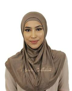 Amira-two-piece-On-the-Go-Instant-Jersey-Cotton-Plain-Basic-Hijab-Scarf