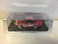 Spark Porsche 911  Carrera 2 Cup # 40 LM LeMans 1993 1/43 Model Race Car New