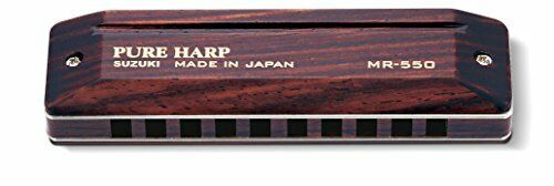 autorizzazione Suzuki Suzuki Suzuki a 10 Fori Armonica Puro Harp MR-550 C-Tone  senza esitazione! acquista ora!