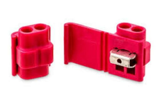 Genuine Scotchlok 588 wire cable connectors Red    Pack of 20