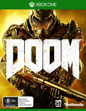Doom  - Xbox One game - BRAND NEW