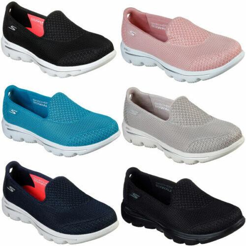 Skechers Go Walk 3 ZB Ladies Shoes