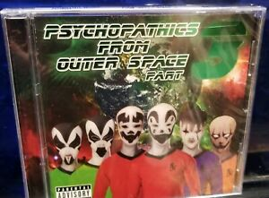 Insane-Clown-Posse-Psychopathic-From-Outer-Space-vol-3-CD-SEALED-twiztid-icp
