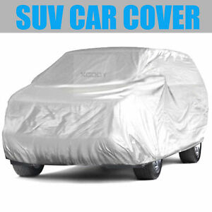 L-Full-Car-Cover-Waterproof-Sun-UV-Snow-Dust-Rain-Resistant-Protection-For-SUV