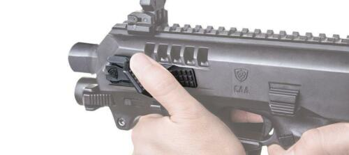 THR CAA HQ Polymer Thumb rest for Micro RONI Set of Right /& Left Thumb Rests