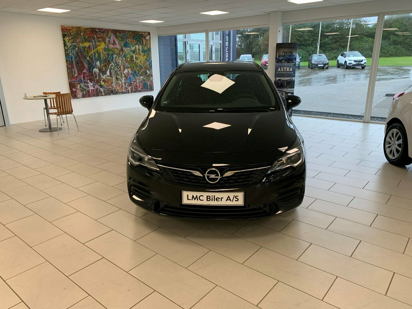 Opel Astra 1,2 T 110 Edition Sports Tourer