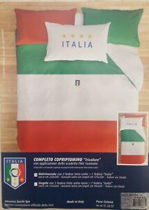 Copripiumino 200 X 250.Duvet Cover Bassetti Italy Football Ebay