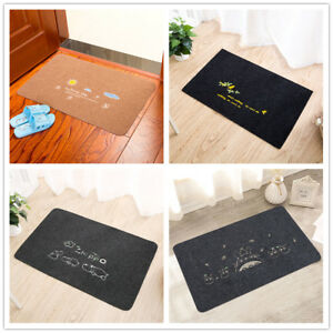Details about Door Mat Cartoon Cute Totoro Kitchen Rugs Bedroom Carpets  Decorative Stair Mats