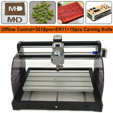 3018pro Cnc Machine Router 3 Axis Engraving Pcb Wood Carving Diy Millingoffline