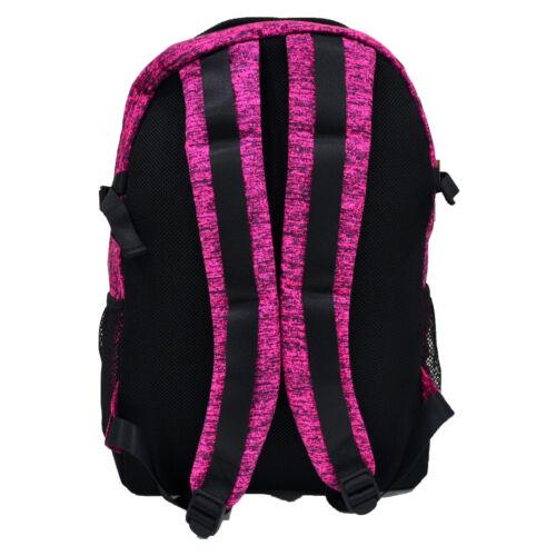 Victoria/'s Secret Pink Backpack Collegiate Bookbag Zip Pockets School Bag Vs New