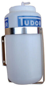 Tudor Land Rover Série 2 A Lave-Glace bouteille /& Acier Inoxydable Support BS6-1