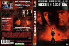MISSION ALCATRAZ - FILM avec Steven SEAGAL - 2002 - 95 mn