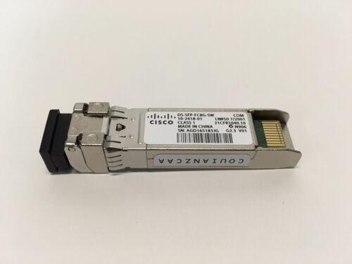 Cisco Original SFP for MDS 9000 Fiber Channel Switching Modules DS-SFP-FC8G-SW