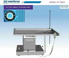 Animal Veterinary Operating Surgical Animal Ot Table With Up Amp Down Tmi 1301