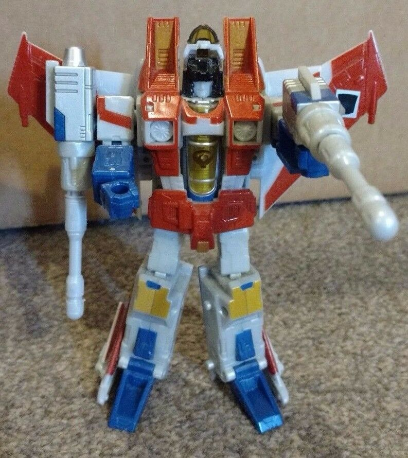 Transformers Starscream - Classics Generations - Mint, Complete
