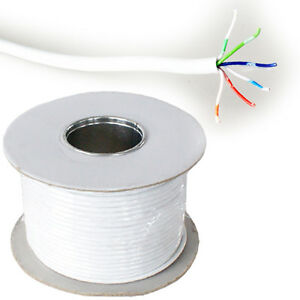 Excellent 50M Bt Telephone Cable Wire Reel 3 Pair 6 Way Core Make Phone Wiring Cloud Hisonuggs Outletorg