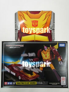 Exclusive Coin for Transformers Masterpiece MP-40 Targetmaster Hot Rod Rodimus