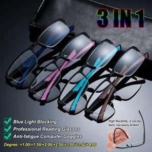 Computer-Goggles-Blue-Light-Blocking-Presbyopia-Eyeglasses-Reading-Glasses